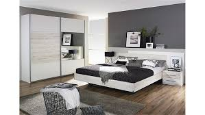 Schlafzimmer Eiche Braun 2 Saragossa Weiß Und Eiche Sanremo Weiß Schlafzimmer Komplett In