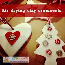 air drying clay ornements ornaments clay ornaments and clay