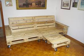 Diy Chaise Lounge Sofa Diy Pallet Sofa With Chaise Lounge Pallet Furniture Plans
