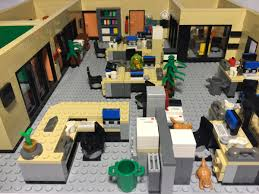 Lego Headquarters Lego Ideas Nbc U0027s The Office