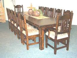mission southwest style dining set tables chairs china cabinets