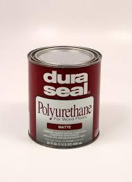 dura seal based polyurethane hardwood floor finishes