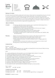 Ats Friendly Resume Template Free Chef Resume Templates Microsoft Word Sample Examples Sous