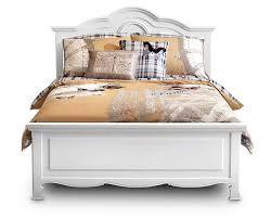chloe sleigh bed furniture row