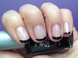 a twist on the classic french tip sweetkimplicity