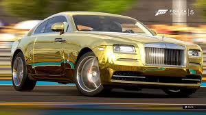 yellow rolls royce forza 5 rolls royce wraith drift full hd 1080p youtube