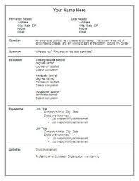 entry level resume templates entry level resume templates free krida info