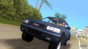 opel frontera opel frontera for gta vice city