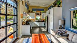 tiny house on wheels with music studio small home design ideas