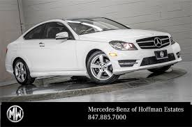 motor werks mercedes hoffman estates used 2013 mercedes c class c 250 coupe near schaumburg
