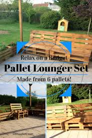 Seating Out Of Pallets by Diy Pallet Couches U0026 Outdoor Pallet Furniture U2022 1001 Pallets