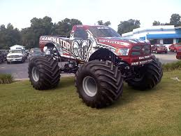bigfoot monster truck schedule 2011 ram hd raminator monster truck carl burger dodge chrysler
