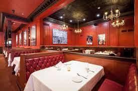Steak House Interior Design Alfred U0027s Steakhouse Reopens Restoring A Part Of San Francisco