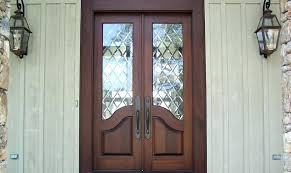Solid Wooden Exterior Doors Solid Wood Exterior Front Doors En Solid Wood Exterior Doors Lowes