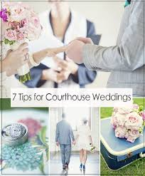planning a small wedding 7 tips for planning a small courthouse wedding