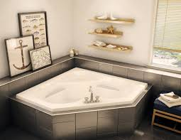 ct 6060 corner or drop in bathtub aker by maax