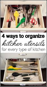 how to organise kitchen utensils drawer how to organize kitchen utensils in 30 min or less ask
