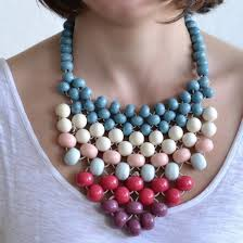 make necklace from beads images Diy fabric beads crafthubs jpg