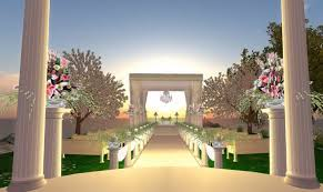 wedding places darchelle s this modern but wedding theme features