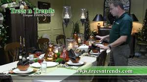 Unique Home Decor by How To Decorate A Thanksgiving Table Trees N Trends Unique