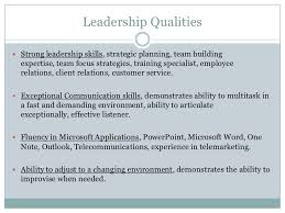 Powerpoint Resume Powerpoint Resume
