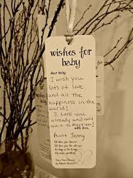 wishing tree sayings set of 8 baby shower wishing tree tags by freespiritcrafting