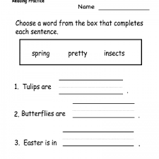 worksheets math reading comprehension worksheets preschool reading