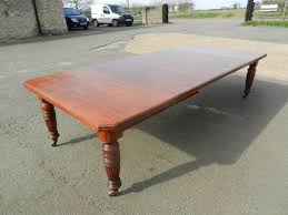 solid walnut dining table victorian 10ft 3 metre solid walnut extending dining table with