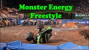 monster truck show youtube monster jam 2017 monster energy freestyle youtube