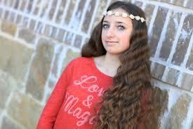 bandana curls no heat curl hairstyles cute girls hairstyles