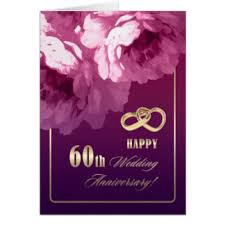 60th wedding anniversary wishes happy 60th wedding anniversary cards happy 60th wedding