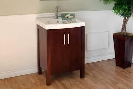 23 8 in single sink vanity dark walnut wood 804381 corbel universe
