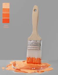 food paint color guide