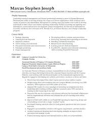 objective on resume professional statement resume professional statement resume