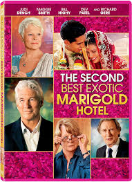 Exotic Colors by Amazon Com The Second Best Exotic Marigold Hotel David