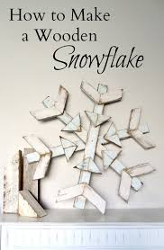 Ana White Painter U0027s Ladder by Ana White How To Make A Wooden Snowflake Diy Projects