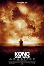 kong skull island is a 2017 hollywood movie that is a reboot of