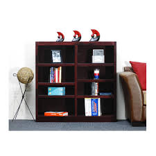 Louis Philippe Open Bookcase Alaterre Furniture Mission Cherry Open Bookcase Amia1460 The