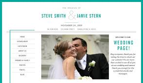 free personal wedding websites creating wedding website for free tbrb info