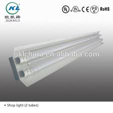 8ft Light Fixtures 2ft 4ft 8ft Surface Mounted Commercial T8 Fluorescent Lighting