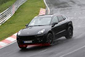 Porsche Macan Facelift - macan news and information autoblog