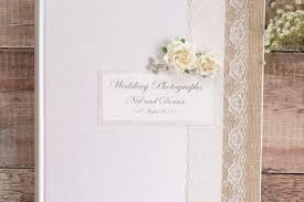 Large Wedding Photo Album Personalised Wedding Photo Albums U2013 Creative Bridal