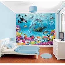 Wall Mural Childrens Bedroom 28 Kids Wall Murals Uk Wallies Olive Kids Aquarium Wall