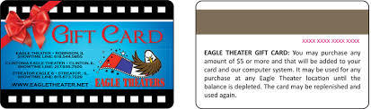 theater gift cards eagle theaters gift cards