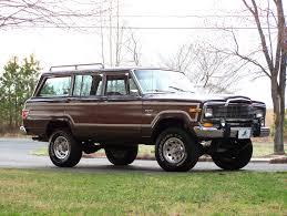 old jeep grand wagoneer jeep grand wagoneer 2554371