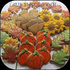 best 25 thanksgiving cookies ideas on fall treats