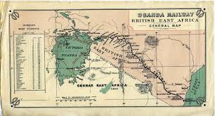 Lake Victoria Africa Map by Broadband May Be Africa U0027s Railway To The World