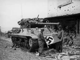 German Flag In Ww2 Fury U0027 In The Real World Photos Of Tank Warfare In World War Ii