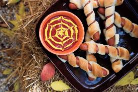 scary halloween food for your monster bash southern living