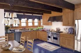 country kitchen ideas mixing of modern and traditional style